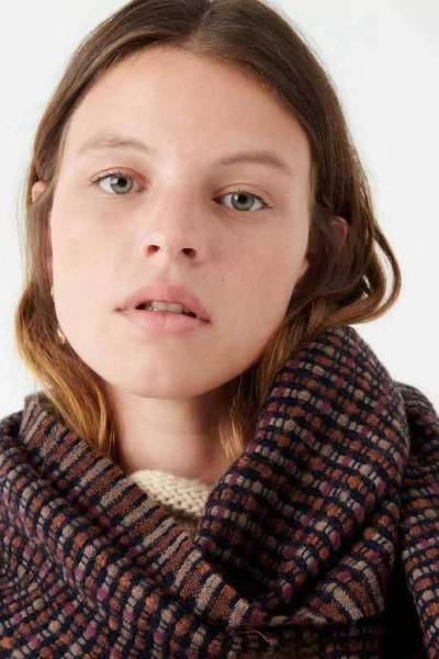 Pio scarf reno poem Sessun