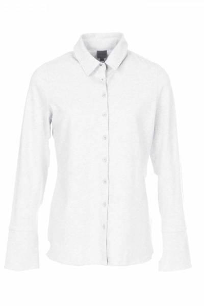 Yfke blouse stretch white Aimee