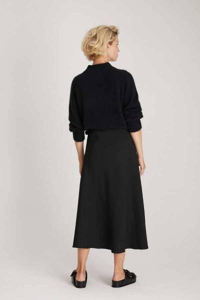 Ciara skirt black Zenggi