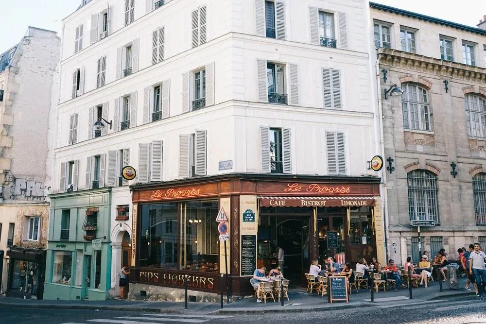 Hotel Rue Des Vinaigriers Paris