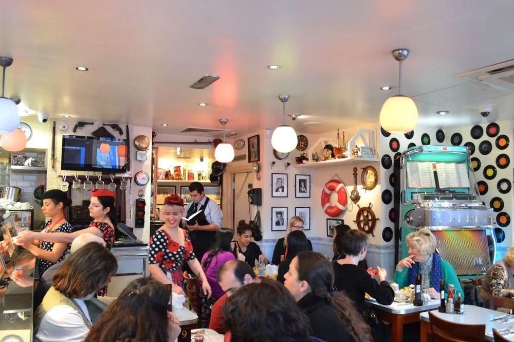 Non Touristy Restaurants London