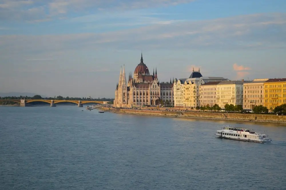 MotherDaughter Trip On The Romantic Danube With Viking River - Viking danube river cruise