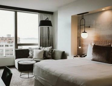 room at Loews Hotel 1000