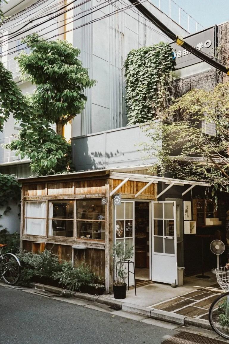 SHOZO Coffee in Tokyo