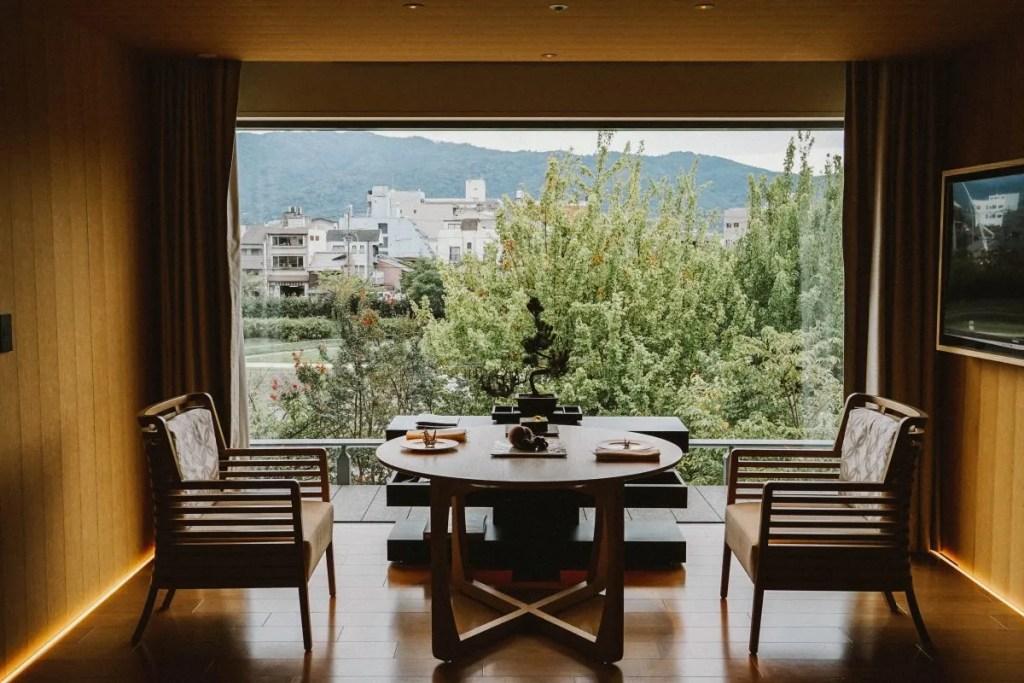 Staying at the Ritz-Carlton Kyoto