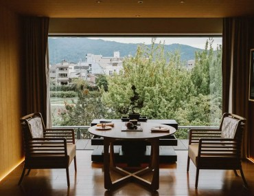 Staying at the Ritz-Carlton Kyoto