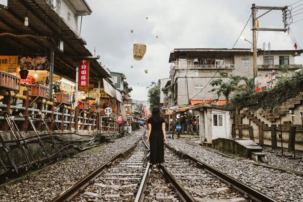 Visiting Jiufen and Pingxi Street with My Taiwan Tour