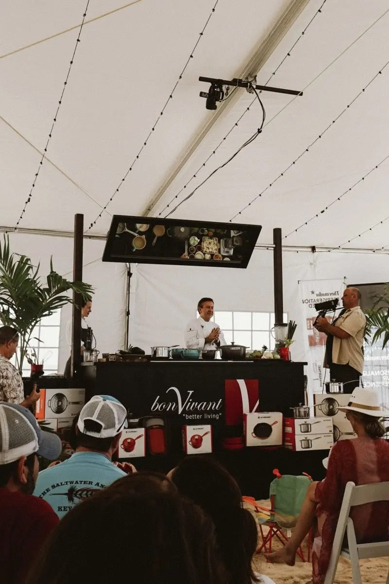 The Ultimate Culinary Experience: The Cayman Cookout