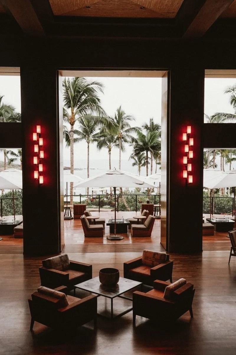 Staying at the Four Seasons Resort Lana'i