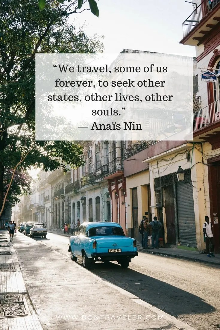 The 20 Travel Quotes I Can't Get Enough Of