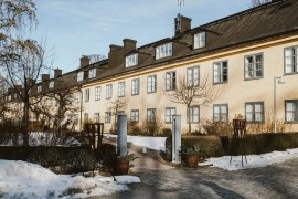 Staying at the Hotel Skeppsholmen with Kiwi Collection