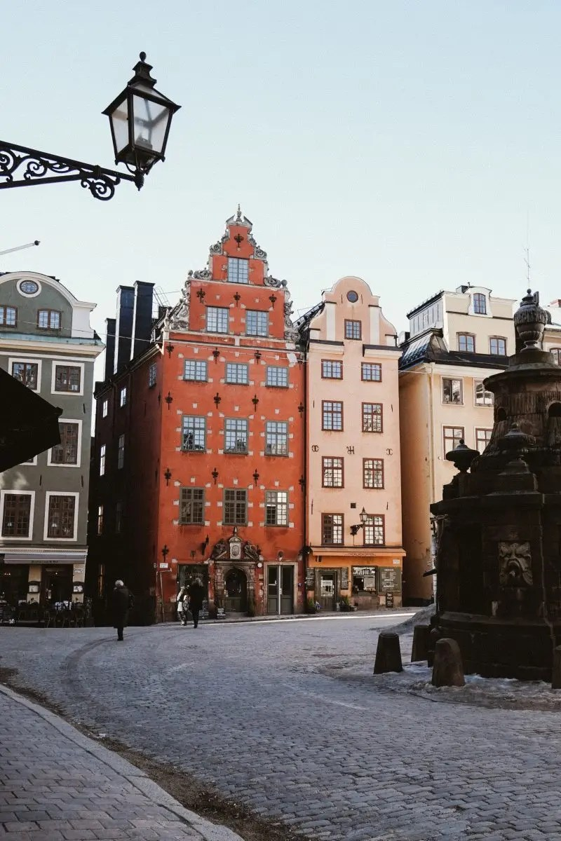 A Warm Day in Stockholm: Photos & Snipbits