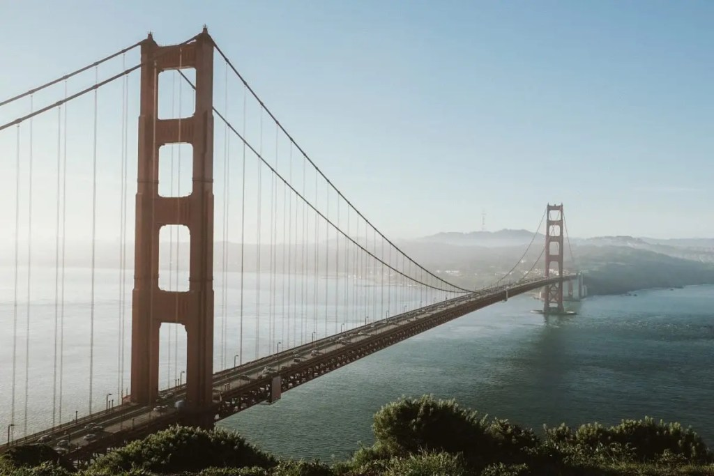 Top 5 Best Photography Spots in San Francisco