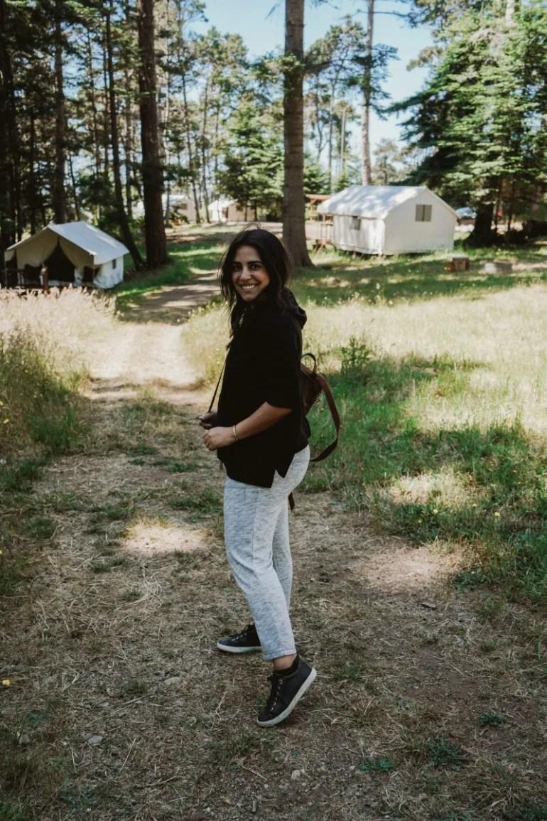 A Weekend in Mendocino Wearing Lou & Grey