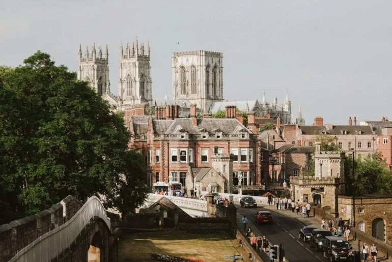 Spending 24 Hours in York, England
