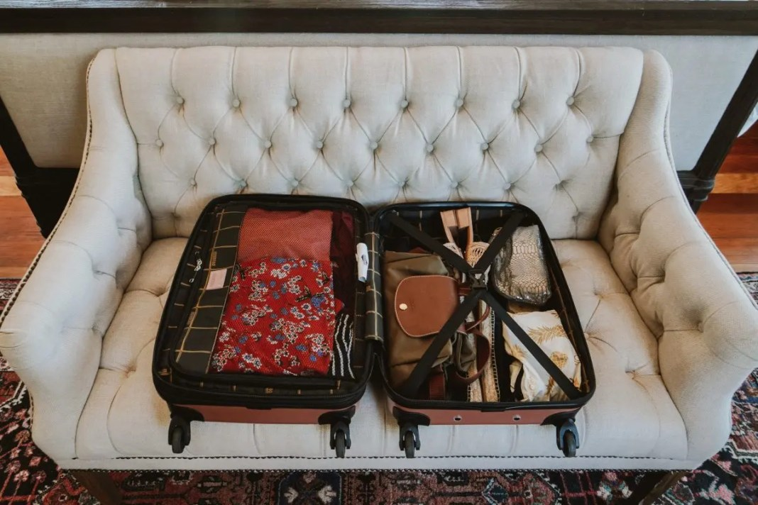 How I Pack My Carry-On for Summer