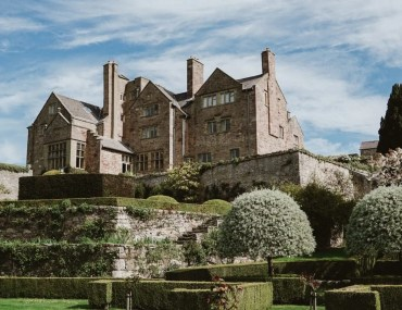 Staying at Bodysgallen Hall in North Wales