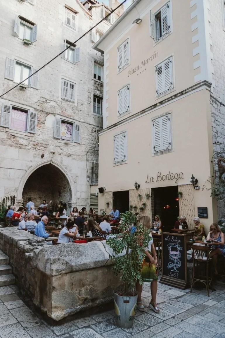 How to Spend 48 Hours in Split, Croatia