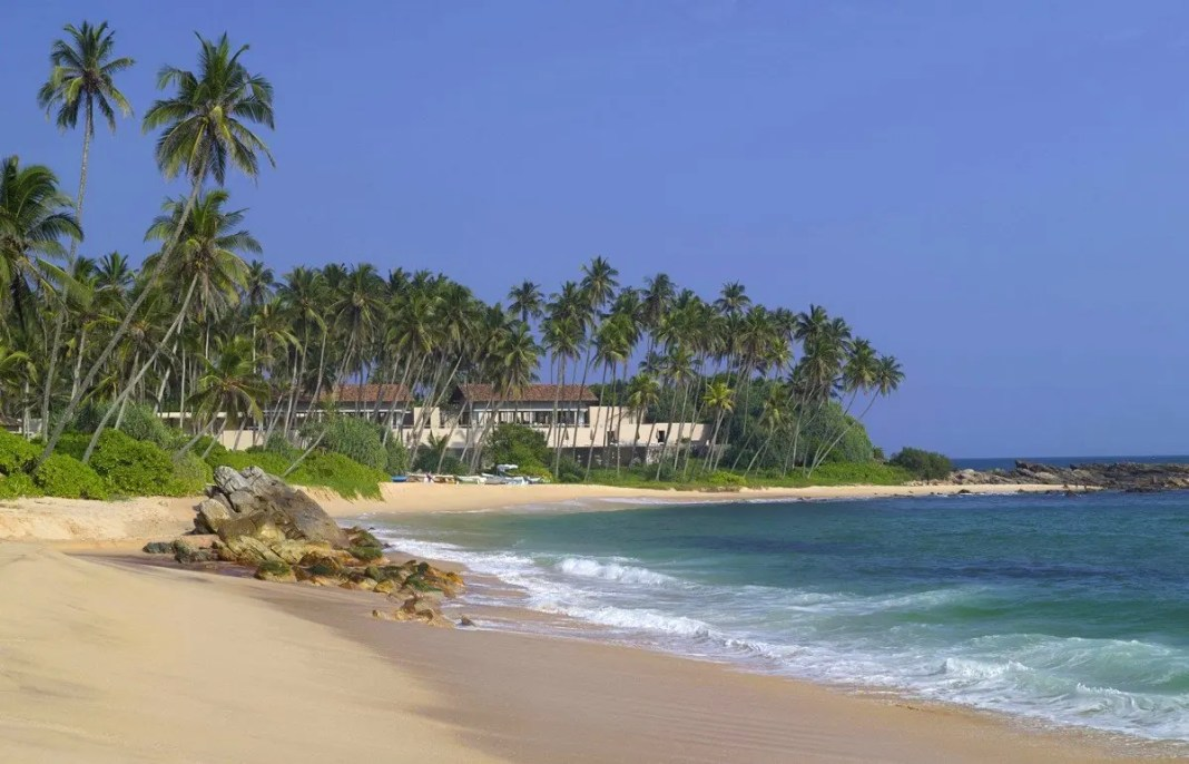 Best Hotels in Sri Lanka - amanwella