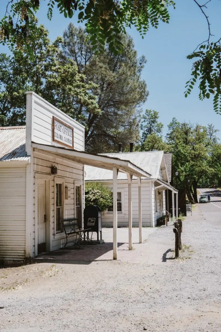A Road Trip Guide to Gold Country, California
