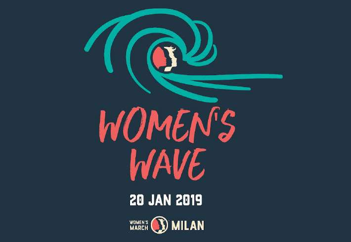 bont'worry COMUNICATO STAMPA Women's March MILAN 2019