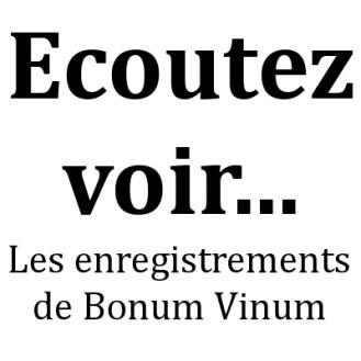 logo podcast bonum vinum