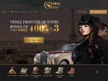 casino classyslots avis vip code bonus