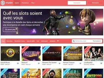 casino stakes avis code bonus vip