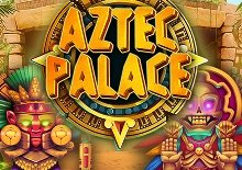 Machine a sous Aztec Palace de Booming Games dans les casinos en ligne en France