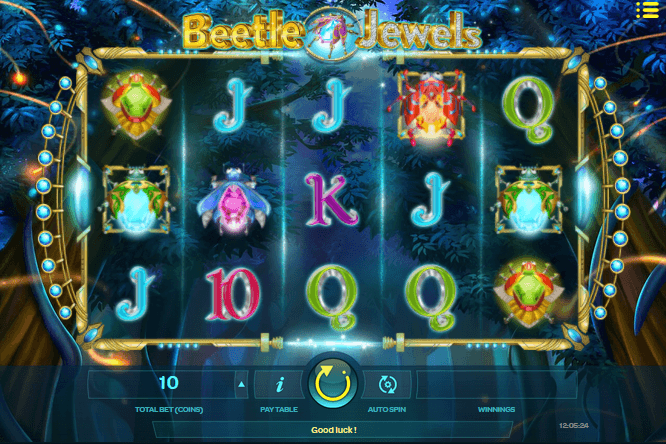Beetle Jewels dans les casinos de France-min