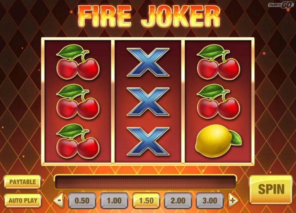 Fire Joker de Play 'N Go dans les casinos en ligne de France-min