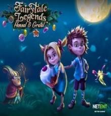 Hansel and Gretel de Netent dans les casinos de France-min