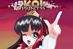 Koi Princess de Netent dans les casinos de France-min