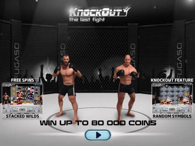La critique sur la machine a sous Knockout The Last Fight