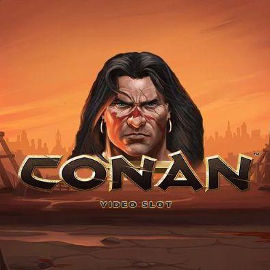 La machine a sous Conan de Netent- BonusFrance-min