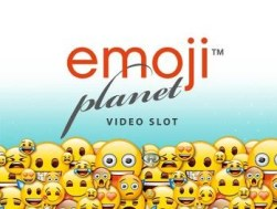 La machine a sous Emoji Planet de-min