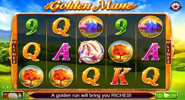 La machine a sous Golden Mane de Nextgen-min
