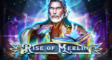 La machine a sous Rise of Merlin de Play 'N Go-min (1)