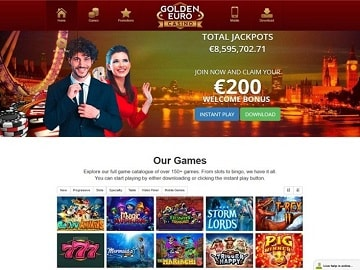 casino golden euro avis, code bonus vip