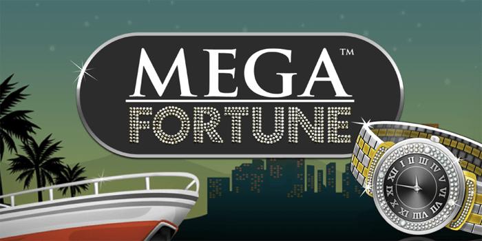 Machine a sous Mega Fortune de Netent en france