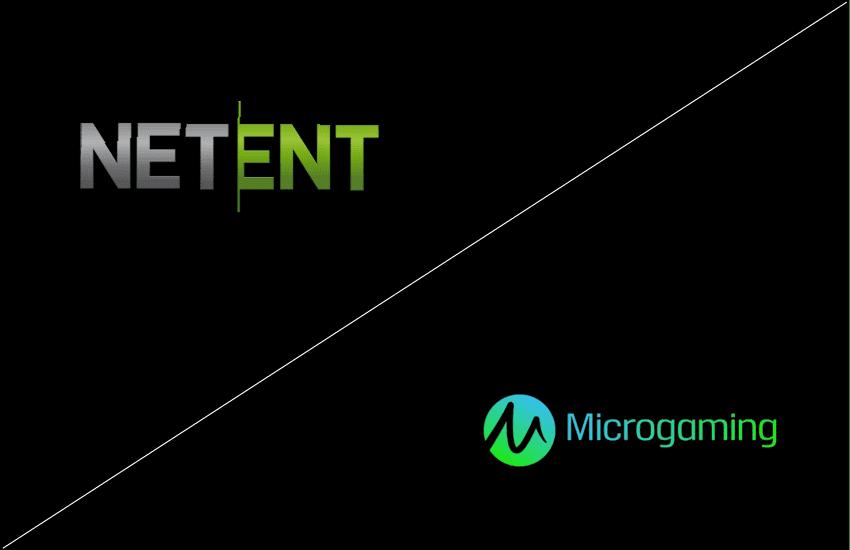 microgaming et NetEnt ne sont pas encore les leaders du jeu en ligne
