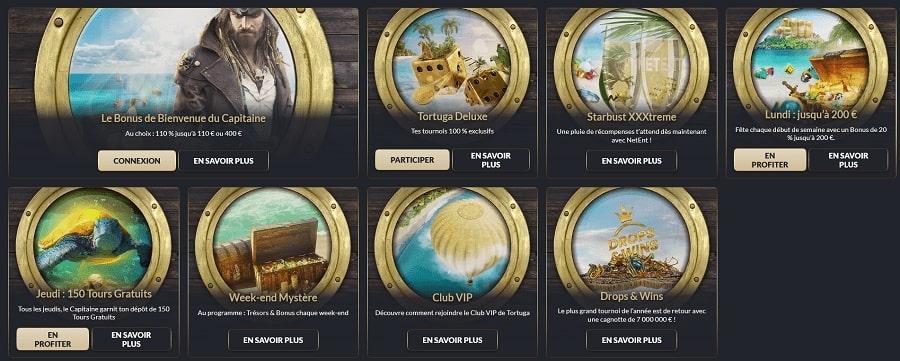 casino tortuga avis et revue complete du casino