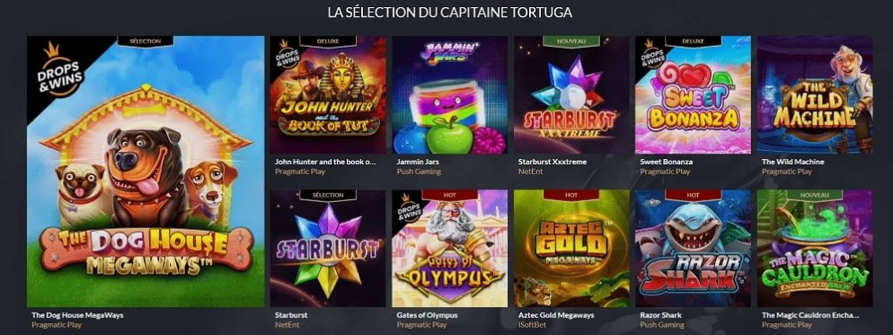 casino tortuga casino en ligne fiable en france bonus de bienvenue