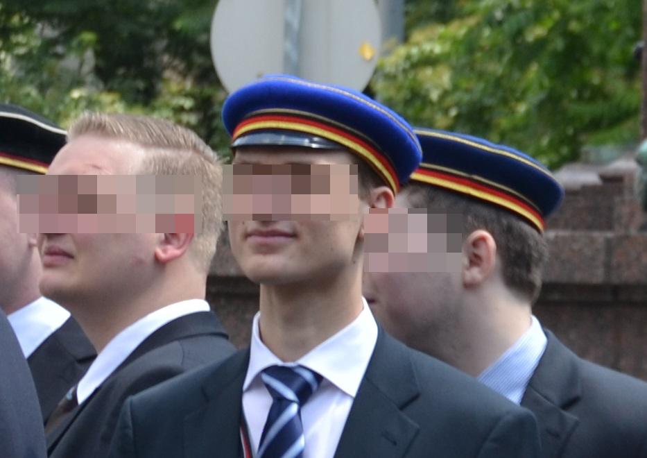 Kurze Burschenschafter-Wege vom Neonazi-Security zur FPÖ-Spitze
