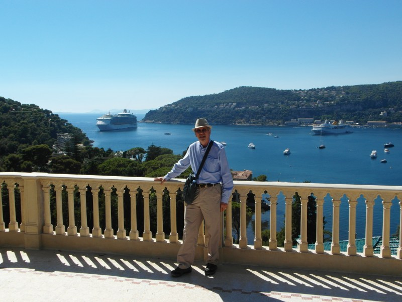 Saint-Jean-Cap-Ferrat, France ~ This Cape is made for walking …