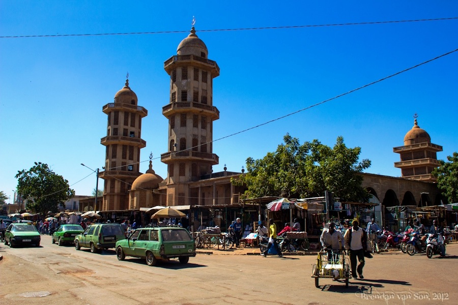 Burkina Faso, land of the Honorable People!