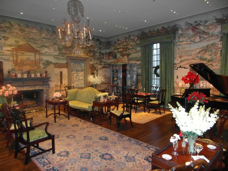 Winterthur Museum ~ An easy day trip!