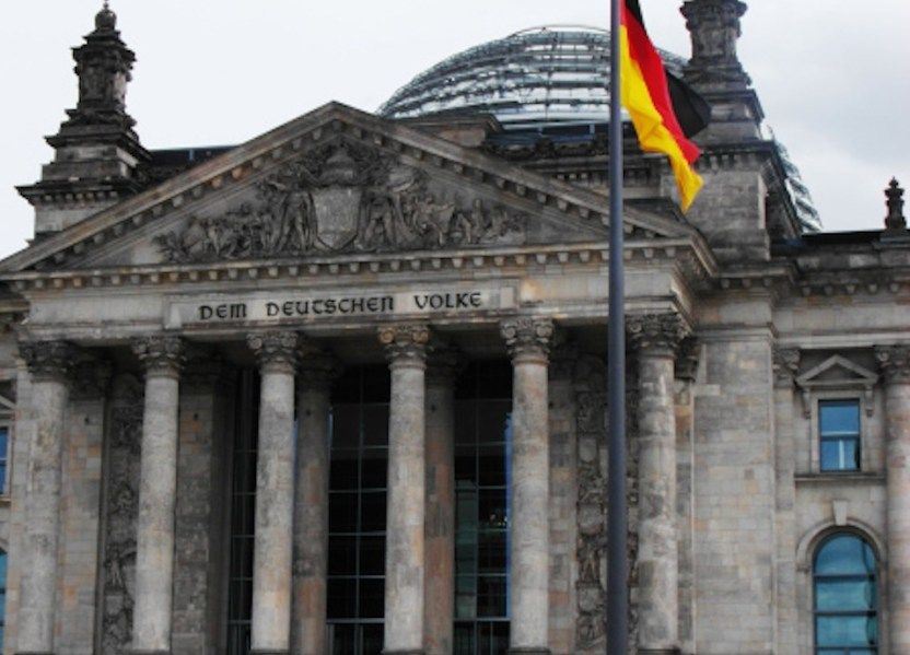 Germany, the richest and most populous country in Western Europe!