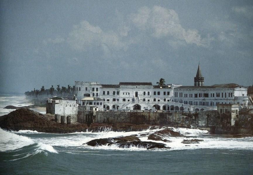 Countries of the World : Cape Coast Castle in Ghana - photo www.negroartist.com