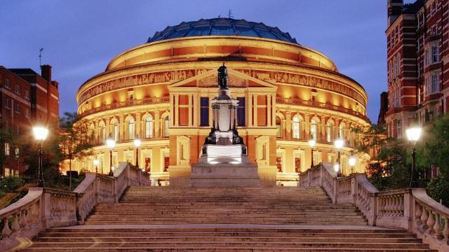 Royal Albert Hall - London (photo VisitLondon)